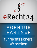 E-Recht24 Siegel Agentur Partner - iDIA Marketing
