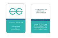 Referenz iDIA Marketing - Logo Re-Design und Visitenkarte für Heilpraktikerin für Psychotherapie Eike Grzonka-Klein