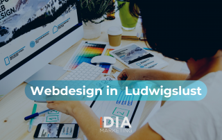 Webdesign Ludwigslust - iDIA Marketing aus Muchow