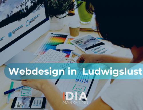 Webdesign Ludwigslust – Webdesignerin aus Muchow