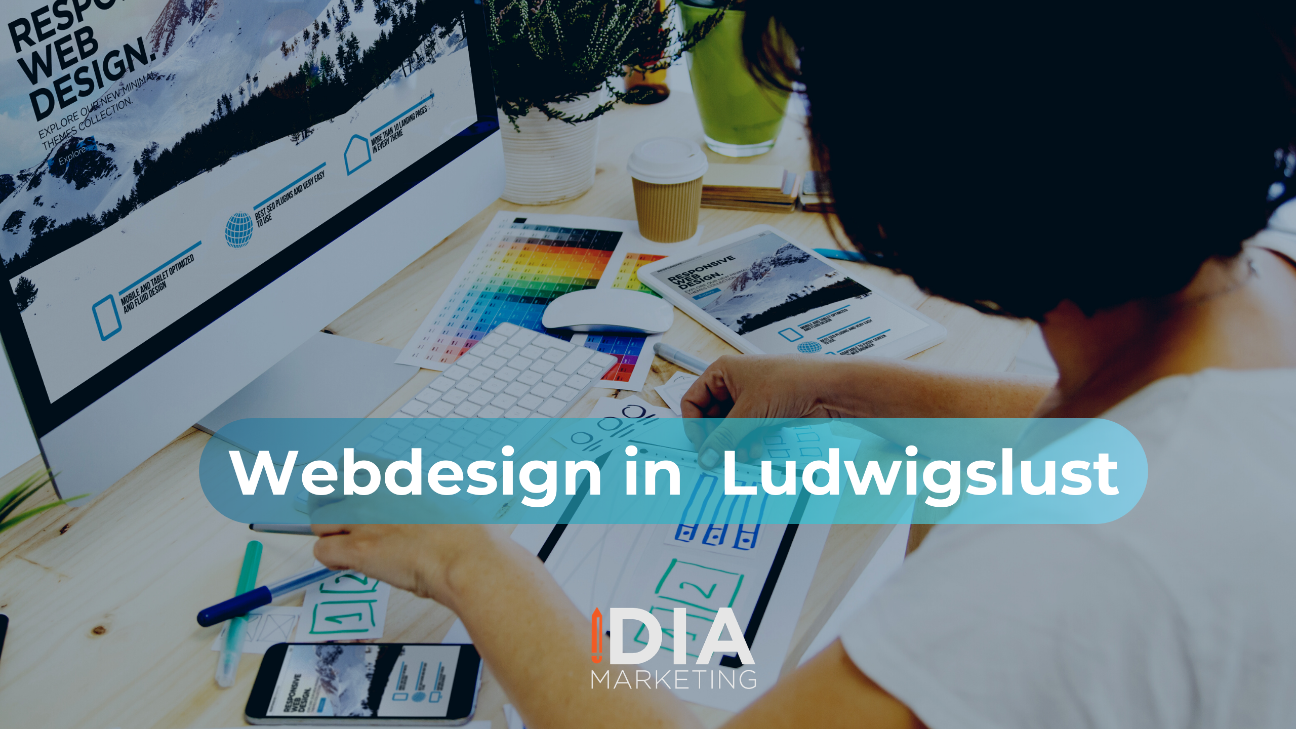 Webdesign Ludwigslust - iDIA Marketing aus Muchow